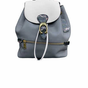 Primary Photo - BRAND: COACH STYLE: HANDBAG DESIGNER COLOR: GREY SIZE: MEDIUM SKU: 220-22012-34981