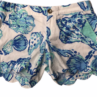 Primary Photo - BRAND: LILLY PULITZER STYLE: SHORTS COLOR: BLUE SIZE: 0 SKU: 220-220138-26779