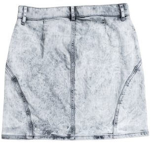 Primary Photo - BRAND: EXPRESS STYLE: SKIRT COLOR: GREY SIZE: 6 SKU: 220-220120-7511