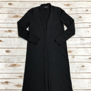 Primary Photo - BRAND: EILEEN FISHER STYLE: SWEATER CARDIGAN LIGHTWEIGHT COLOR: BLACK SIZE: S SKU: 220-22012-34185
