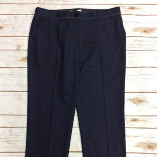 Primary Photo - BRAND: TORY BURCH STYLE: PANTS COLOR: NAVY SIZE: 8 SKU: 220-22012-34125