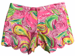 Primary Photo - BRAND: LILLY PULITZER <BR>STYLE: SHORTS <BR>COLOR: PINK <BR>SIZE: 2 <BR>SKU: 220-22095-11047