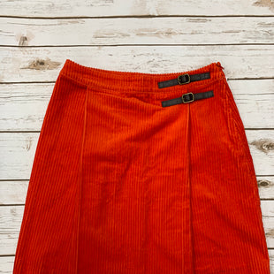 Primary Photo - BRAND: BODEN STYLE: SKIRT COLOR: ORANGE SIZE: 6 SKU: 220-22012-34098
