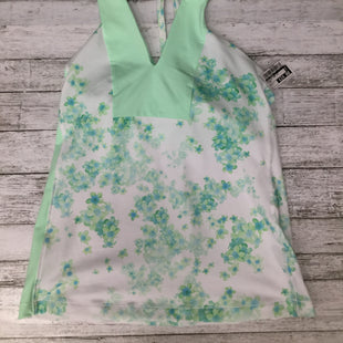 Primary Photo - BRAND: LULULEMON , STYLE: ATHLETIC TANK TOP , COLOR: FLORAL , SIZE: 8 , SKU: 128-4287-34440