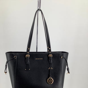 Primary Photo - BRAND: MICHAEL KORS , STYLE: HANDBAG DESIGNER , COLOR: BLACK , SIZE: MEDIUM , SKU: 105-4940-5763