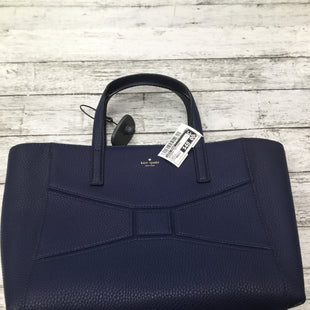 Primary Photo - BRAND: KATE SPADE , STYLE: HANDBAG DESIGNER , COLOR: BLUE , SIZE: MEDIUM , SKU: 105-3221-9235