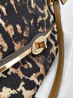 Photo #1 - BRAND: COACH , STYLE: HANDBAG , COLOR: ANIMAL PRINT , SIZE: MEDIUM , SKU: 105-3221-5536