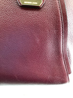Photo #3 - BRAND: MICHAEL KORS , STYLE: HANDBAG DESIGNER , COLOR: BURGUNDY , SIZE: LARGE , OTHER INFO: AS IS DUE TO COSMETIC WEAR. AS SEEN IN PICTURES, SKU: 105-3752-29907