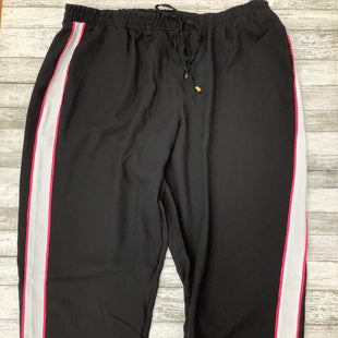 Primary Photo - BRAND:    CMD , STYLE: ATHLETIC PANTS , COLOR: BLACK , SIZE: 3X , OTHER INFO: LILI SPORT - NEW! , SKU: 105-4940-4306