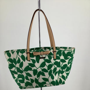Primary Photo - BRAND: KATE SPADE , STYLE: HANDBAG DESIGNER , COLOR: GREEN , SIZE: MEDIUM , SKU: 105-4940-6107