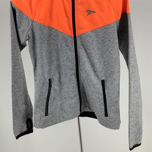 Primary Photo - BRAND:    CMD , STYLE: ATHLETIC JACKET , COLOR: GREY , SIZE: S , SKU: 105-3221-14514