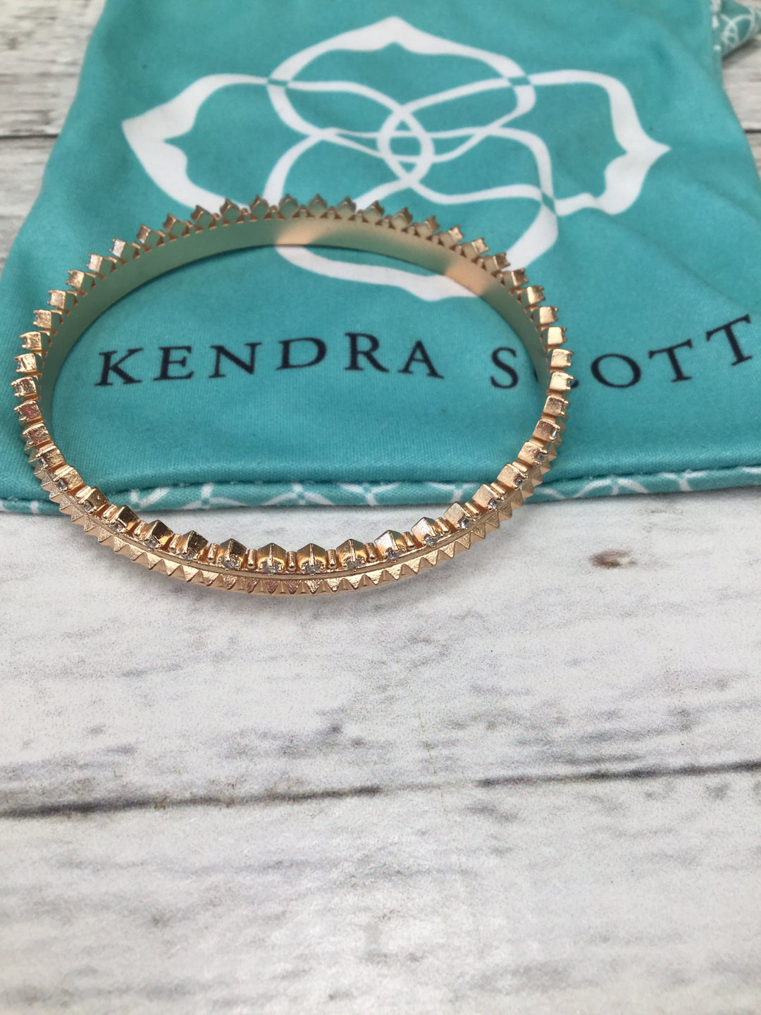 Primary Photo - BRAND: KENDRA SCOTT , STYLE: BRACELET , COLOR: ROSE , SKU: 105-4605-7620
