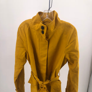 Primary Photo - BRAND: ANN TAYLOR , STYLE: JACKET OUTDOOR , COLOR: YELLOW , SIZE: S , OTHER INFO: NEW! , SKU: 105-4940-3989