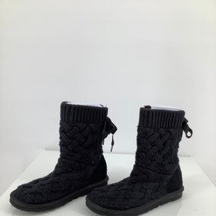Primary Photo - BRAND: UGG , STYLE: BOOTS ANKLE , COLOR: BLACK , SIZE: 6 , SKU: 105-4189-384