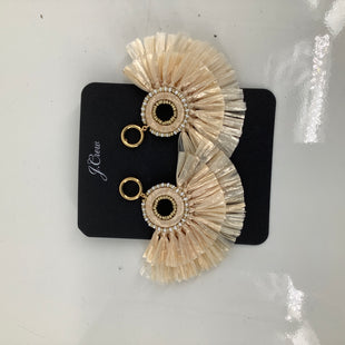 Primary Photo - BRAND: J CREW , STYLE: EARRINGS , COLOR: CREAM , SKU: 105-3221-14056