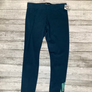 Primary Photo - BRAND: NIKE APPAREL , STYLE: ATHLETIC PANTS , COLOR: TEAL , SIZE: S , SKU: 105-3221-8739