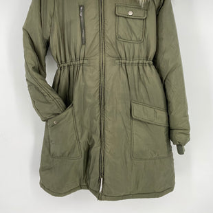 Primary Photo - BRAND: JESSICA SIMPSON , STYLE: MATERNITY COAT , COLOR: OLIVE , SIZE: M , SKU: 105-2768-29901