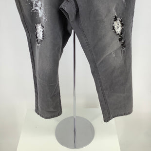 Primary Photo - BRAND: DIANE GILMAN , STYLE: PANTS , COLOR: GREY , SIZE: 18 , OTHER INFO: PETITE , SKU: 105-3752-30440