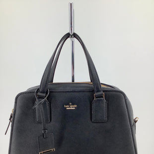 Primary Photo - BRAND: KATE SPADE , STYLE: HANDBAG DESIGNER , COLOR: BLACK , SIZE: MEDIUM , SKU: 105-3221-15507