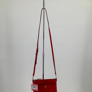 Primary Photo - BRAND: KATE SPADE , STYLE: HANDBAG DESIGNER , COLOR: RED , SIZE: SMALL , OTHER INFO: NEW! , SKU: 105-4940-5765