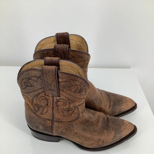 Primary Photo - BRAND: FRYE , STYLE: BOOTS DESIGNER , COLOR: WESTERN , SIZE: 7.5 , SKU: 105-3752-23915