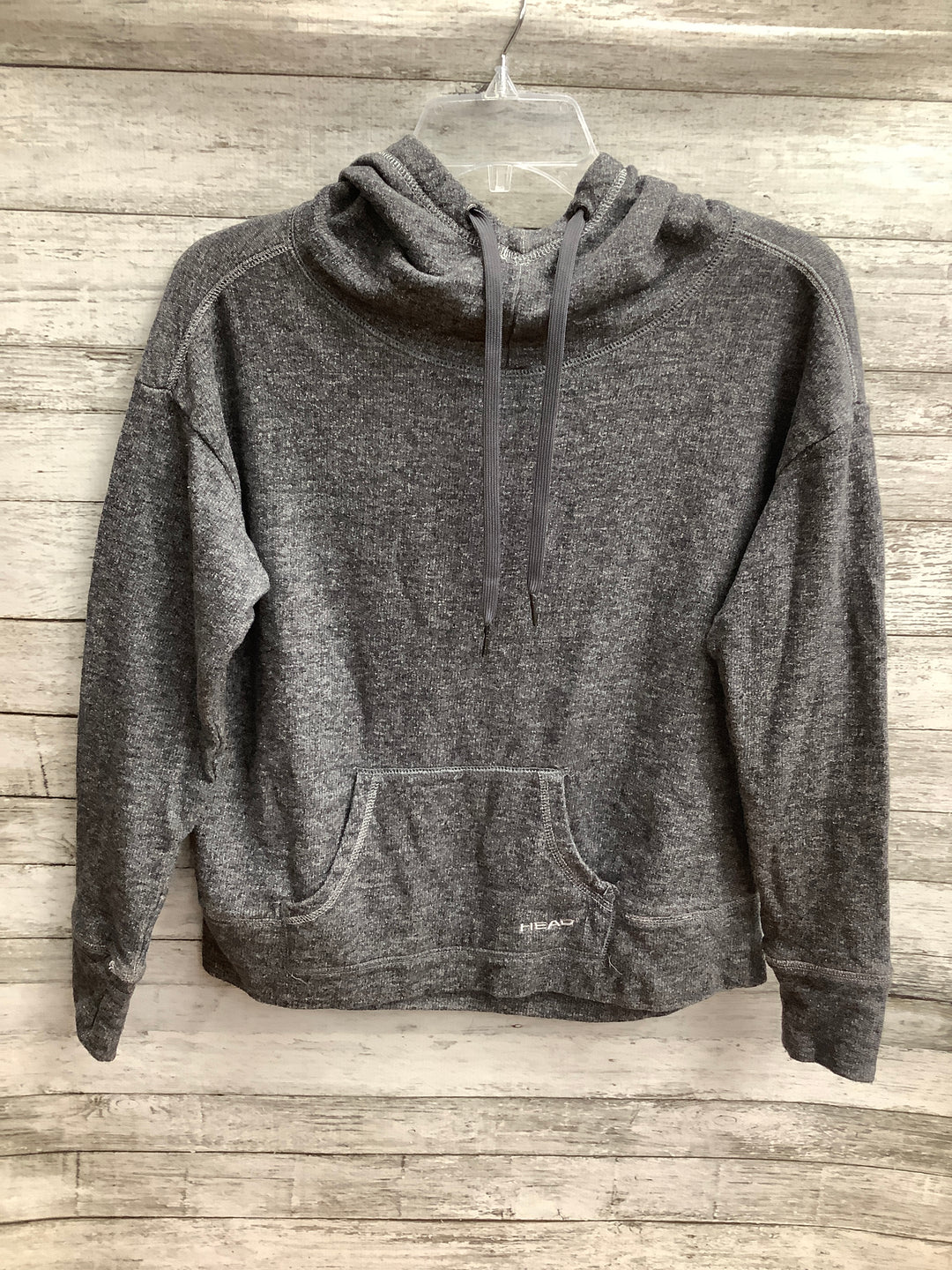 Primary Photo - brand: head , style: athletic top , color: grey , size: s , sku: 105-3221-18651