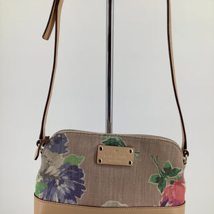 Primary Photo - BRAND: KATE SPADE , STYLE: HANDBAG DESIGNER , COLOR: FLORAL , SIZE: MEDIUM , SKU: 105-3221-15428