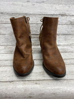 Primary Photo - brand: massini , style: boots ankle , color: brown , size: 11 , other info: new! , sku: 105-5184-2734