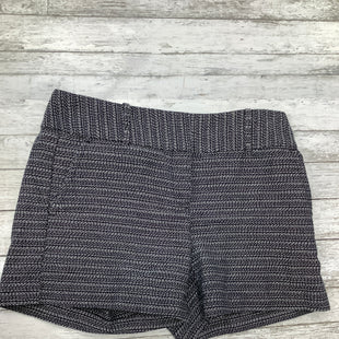 Primary Photo - BRAND: ANN TAYLOR LOFT O , STYLE: SHORTS , COLOR: BLACK WHITE , SIZE: 6 , SKU: 105-4940-3697