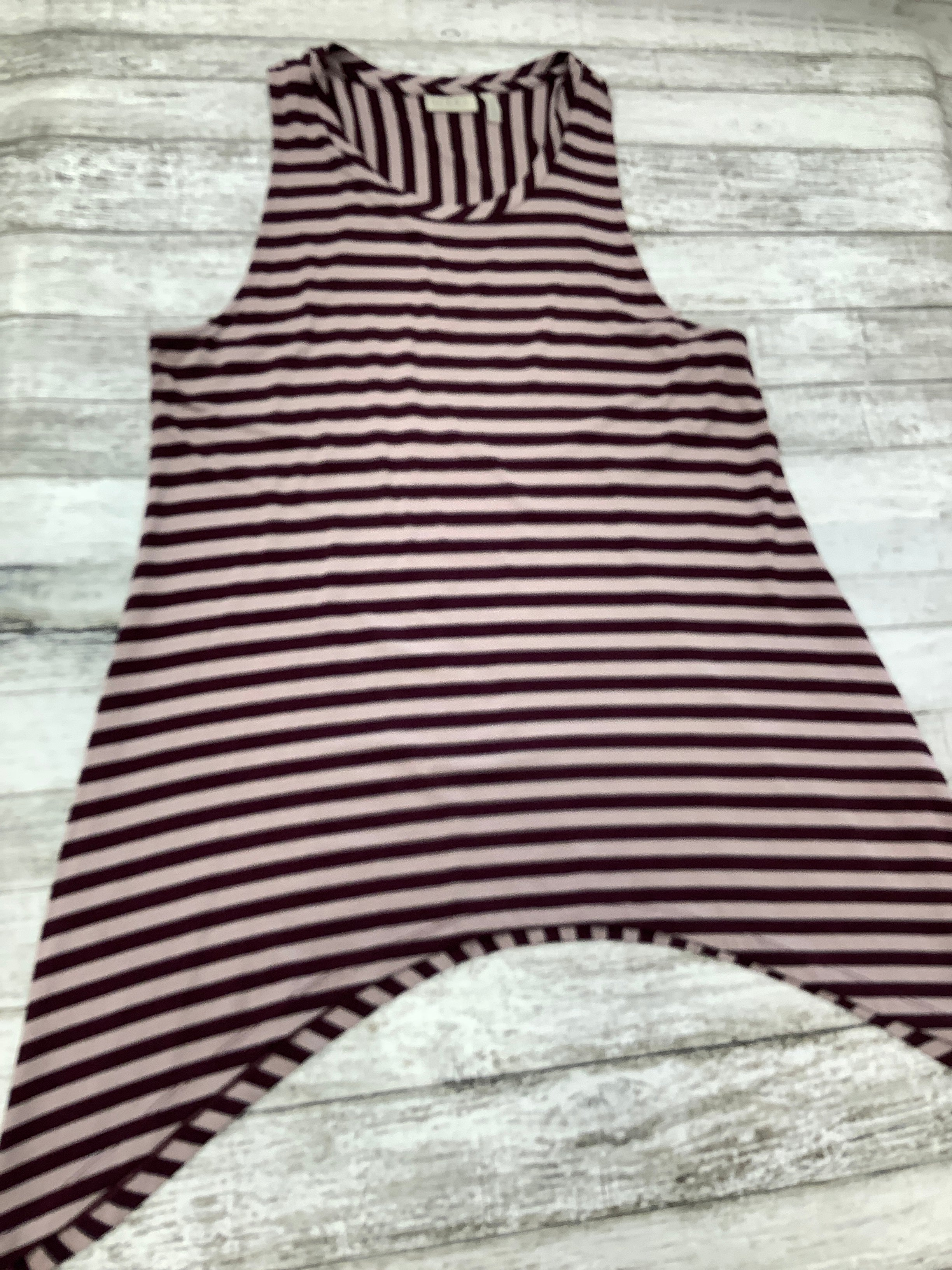 Primary Photo - brand:    cmd , style: top sleeveless , color: striped , size: s , other info: logo - , sku: 105-2768-16578
