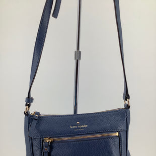Primary Photo - BRAND: KATE SPADE , STYLE: HANDBAG DESIGNER , COLOR: BLUE , SIZE: SMALL , SKU: 105-3221-15430