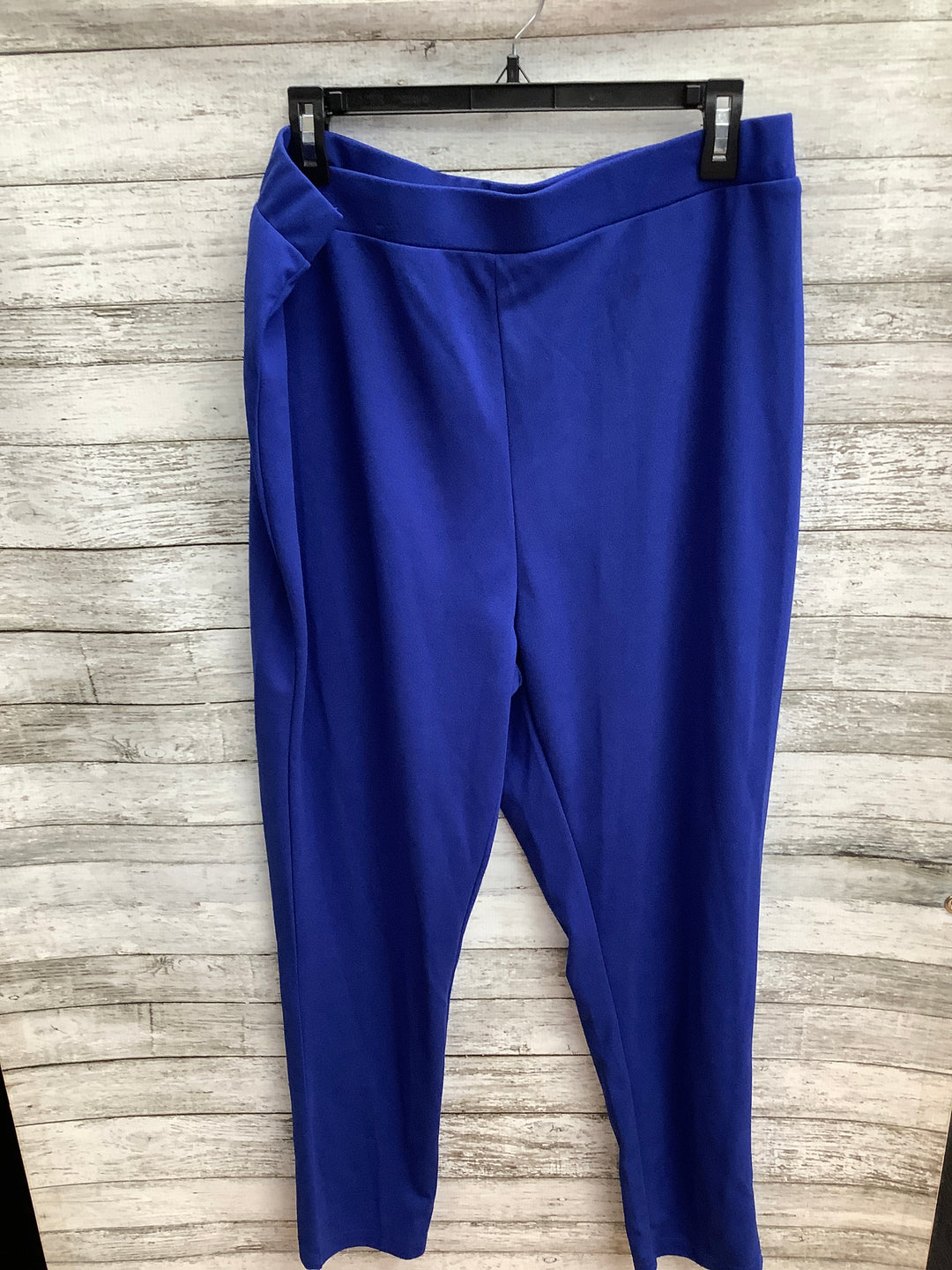Primary Photo - brand: shein , style: pants , color: royal blue , size: 2x , sku: 105-3221-18013