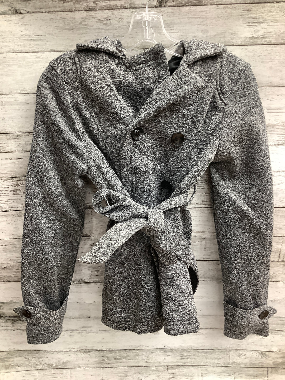 Primary Photo - brand: yoki , style: coat short , color: grey , size: m , sku: 105-5184-648