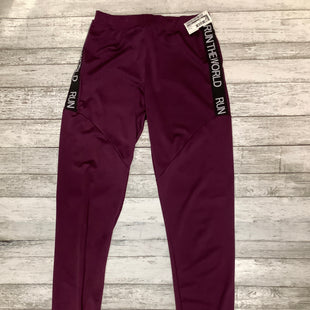 Primary Photo - BRAND:    CMD , STYLE: ATHLETIC PANTS , COLOR: PURPLE , SIZE: M , SKU: 105-3752-28778