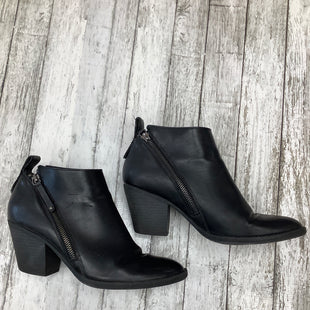 Primary Photo - BRAND: TARGET , STYLE: BOOTS ANKLE , COLOR: BLACK , SIZE: 9.5 , SKU: 105-4605-9706