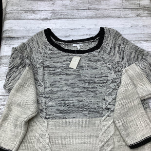 Primary Photo - BRAND: MAURICES , STYLE: SWEATER , COLOR: BLACK WHITE , SIZE: XL , OTHER INFO: NEW! , SKU: 105-4605-1248