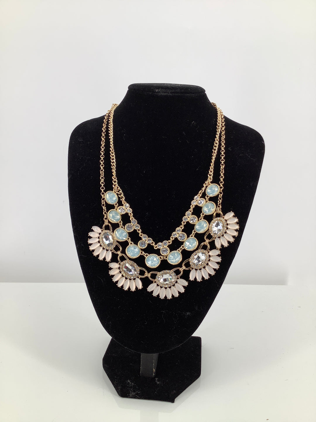 Primary Photo - BRAND: JUICY COUTURE , STYLE: NECKLACE SET , COLOR: STONE , SIZE:, SKU: 105-3221-12337