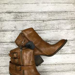 Primary Photo - BRAND:    CMD , STYLE: BOOTS ANKLE , COLOR: BROWN , SIZE: 7.5 , OTHER INFO: JELLYPOP - , SKU: 105-4940-2241