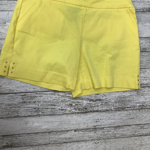 Primary Photo - BRAND:    CMD , STYLE: SHORTS , COLOR: YELLOW , SIZE: PETITE  MEDIUM , OTHER INFO: ATTYRE - , SKU: 105-3221-10169