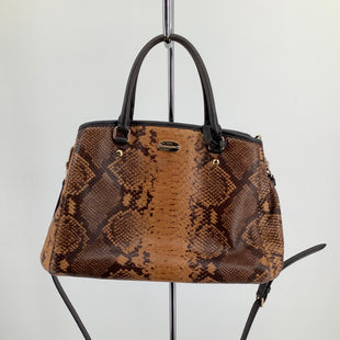Primary Photo - BRAND: COACH , STYLE: HANDBAG DESIGNER , COLOR: ANIMAL PRINT , SIZE: MEDIUM , SKU: 105-5023-76