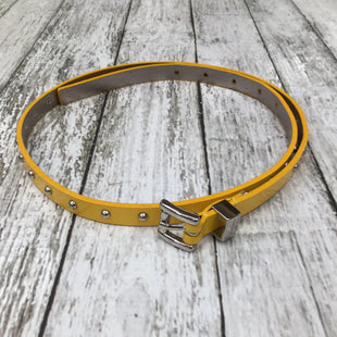 Primary Photo - BRAND: MICHAEL KORS , STYLE: BELT , COLOR: YELLOW , SIZE: S , SKU: 105-2768-29345