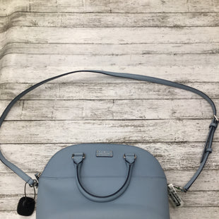 Primary Photo - BRAND: KATE SPADE , STYLE: HANDBAG DESIGNER , COLOR: BLUE , SIZE: MEDIUM , SKU: 105-2768-30012