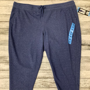 Primary Photo - BRAND: CHAMPION , STYLE: ATHLETIC PANTS , COLOR: BLUE , SIZE: 3X , OTHER INFO: NEW! , SKU: 105-4189-2069