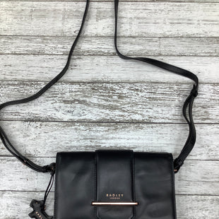 Primary Photo - BRAND:    CMD , STYLE: HANDBAG LEATHER , COLOR: BLACK , SIZE: MEDIUM , OTHER INFO: RADLEY LONDON - , SKU: 105-4940-3265