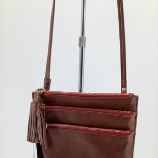 Primary Photo - BRAND: DOONEY AND BOURKE , STYLE: HANDBAG DESIGNER , COLOR: BROWN , SIZE: SMALL , OTHER INFO: NEW! , SKU: 105-4940-6417