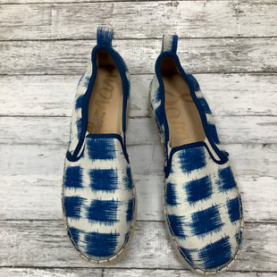 Primary Photo - BRAND: SAM EDELMAN , STYLE: SHOES FLATS , COLOR: BLUE , SIZE: 7 , SKU: 105-4337-7064