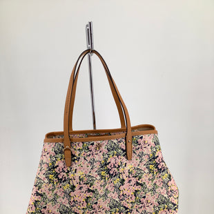 Primary Photo - BRAND: TORY BURCH , STYLE: HANDBAG DESIGNER , COLOR: FLORAL , SIZE: LARGE , SKU: 105-5023-114