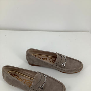 Primary Photo - BRAND: SAM EDELMAN , STYLE: SHOES FLATS , COLOR: TAUPE , SIZE: 6 , SKU: 105-4940-2858