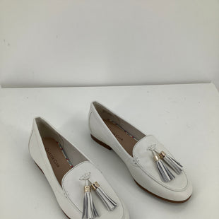 Primary Photo - BRAND: CHARTER CLUB , STYLE: SHOES FLATS , COLOR: WHITE , SIZE: 6 , SKU: 105-3221-14898