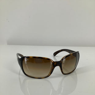 Primary Photo - BRAND: RAY BAN , STYLE: SUNGLASSES , COLOR: BROWN , SKU: 105-4864-220